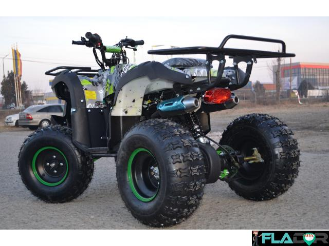 Atv Grizzly Graffity Deluxe - 2/3