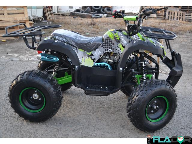Atv Grizzly Graffity Deluxe - 3/3