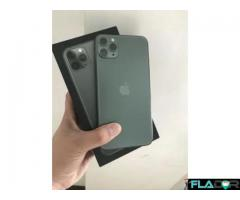 Iphone 11 pro max 256gb green