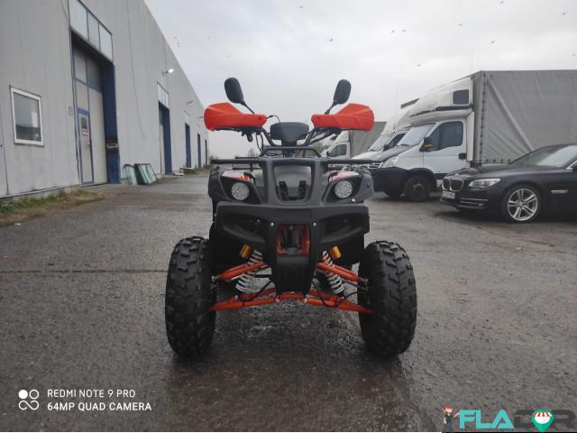 Atv Mega Pro Grizzly Deluxe - 1/3