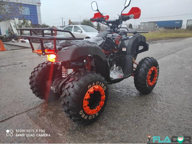 Atv Mega Pro Grizzly Deluxe - 2/3