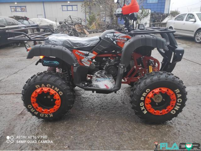 Atv Mega Pro Grizzly Deluxe - 3/3