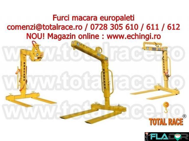 Furci macarale transport europaleti - 4/6