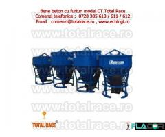 Bene de beton, bena pentru macara Total Race - Imagine 4/4