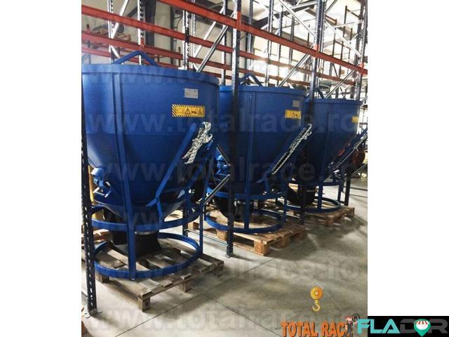 Cupe de beton productie Italia Total Race - 1/6