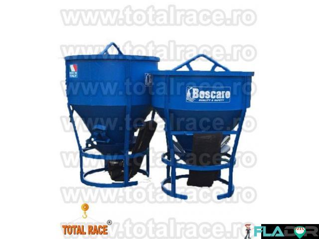Cupe de beton productie Italia Total Race - 5/6