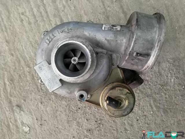 A6400900280 A6400901380 A6400901780 Turbosuflanta Mercedes-Benz A / B Klass W169 W245 CDI Second Han - 1/5