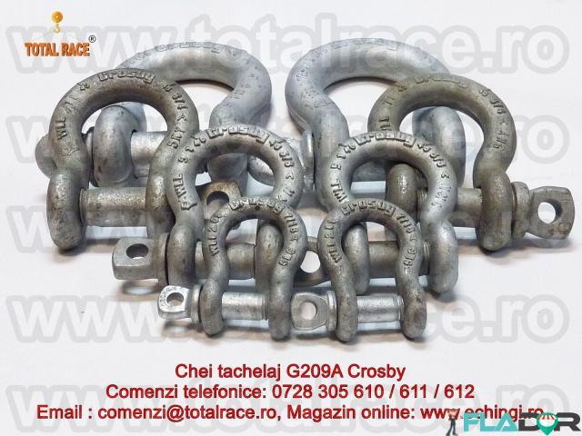 Chei tachelaj pentru uz industrial G209A Crosby - 2/4