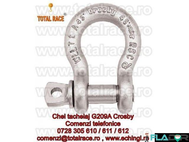 Chei tachelaj pentru uz industrial G209A Crosby - 3/4