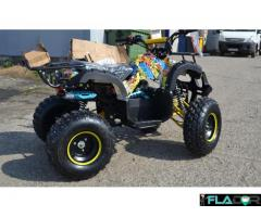Atv 125Cc Grizzly Graffity Deluxe - Imagine 3/3