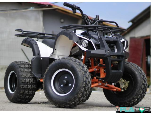 Atv  Hummer OffRoad Deluxe Electric - 1/3
