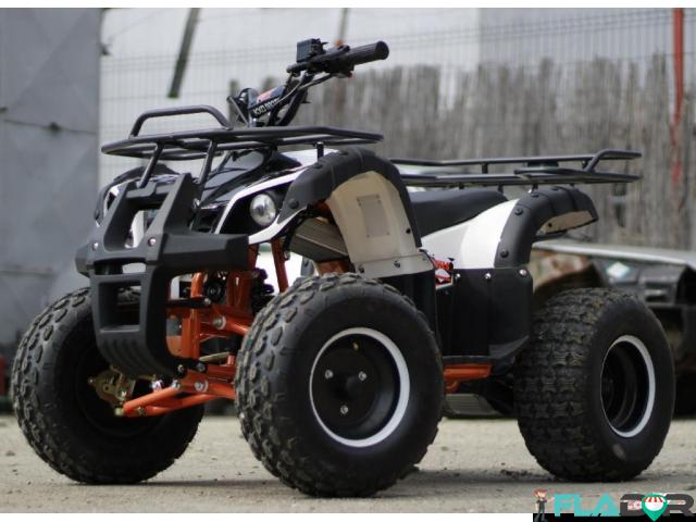 Atv  Hummer OffRoad Deluxe Electric - 2/3