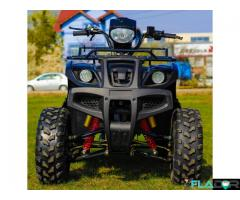 Atv 150Cc Akp Hummer  Deluxe Automat - Imagine 1/3