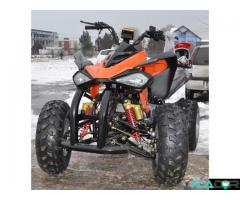 Atv 150Cc Akp Carbon Speedy Deluxe - Imagine 1/3