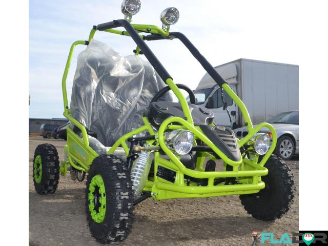 BUGGY NOU:KINDER MIDDY OffRoad Deluxe - 1/3