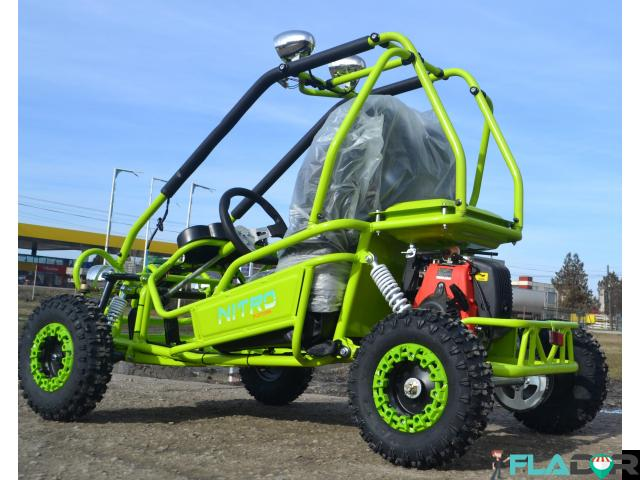 BUGGY NOU:KINDER MIDDY OffRoad Deluxe - 2/3