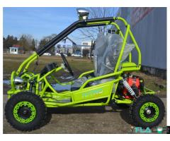 BUGGY NOU:KINDER MIDDY OffRoad Deluxe - Imagine 3/3