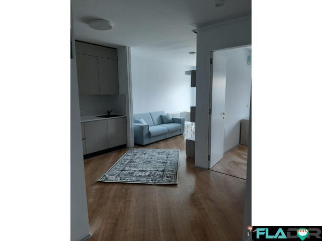 Afacere la cheie! Vind apartament 2 camere cu chirias ,Pipera 4City NoRTH - 3/5