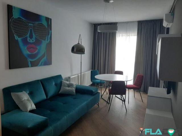 Vand apartament 2 camere + preluare chiriasi Pipera 4City Norty - 1/6