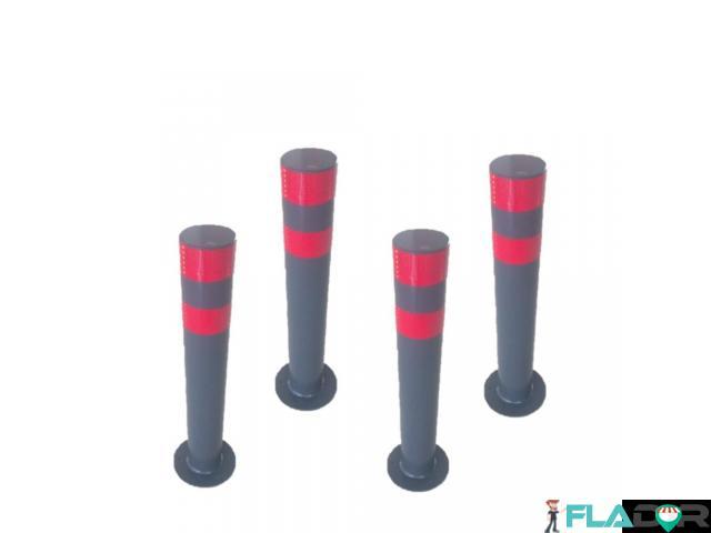 Stalpi metalici delimitare / protectie pietonala / stalpi parcare - 2/3