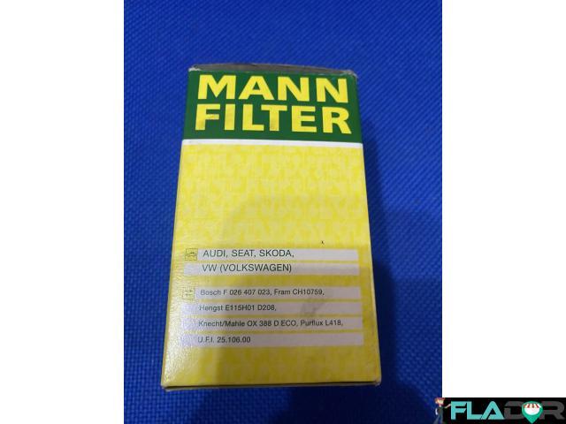 Filtru ulei MANN-FILTER HU 7008 z - 2/2