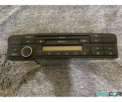 CD Player OEM Skoda Octavia II Facelift