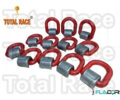 Puncte de prindere cu fixare prin sudura Total Race