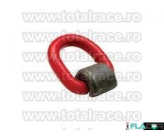Inele flexibile de prindere cu fixare prin sudura Total Race - Imagine 1/5
