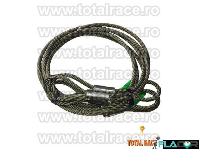 Cablu ridicare constructie 6x36 inima metalica - 1/5