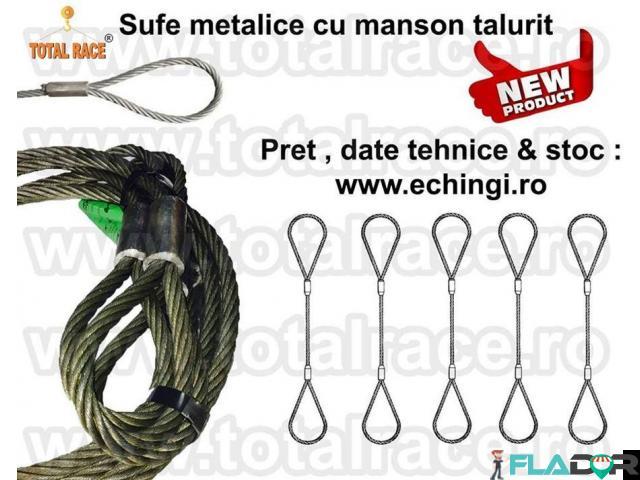 Cablu ridicare constructie 6x36 inima metalica - 2/5
