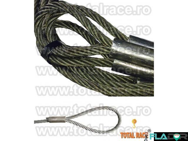 Cablu ridicare constructie 6x36 inima metalica - 5/5