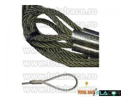 Cablu ridicare constructie 6x36 inima metalica - Imagine 5/5