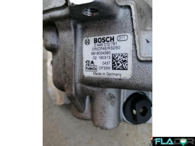 0445010781 9818034380 Bosch Pompa de Inalta presiune Ford Focus MK4 Transit Connect 1.5 TDCi - 6/6