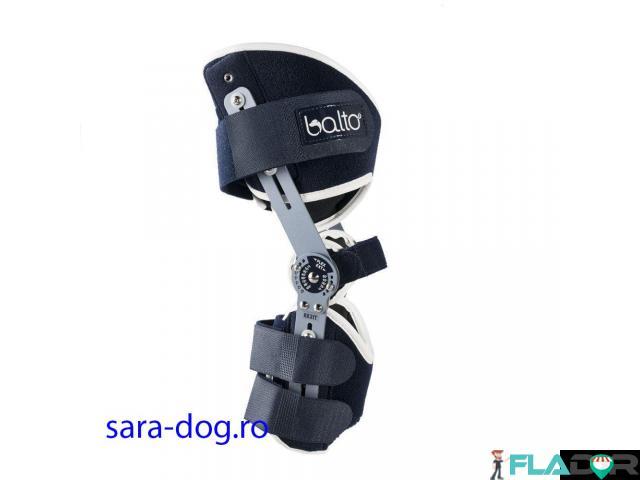 Dispozitiv profesional reglabil pentru ligamente incrucisate si alte patologii patelare Balto Ligate - 1/2