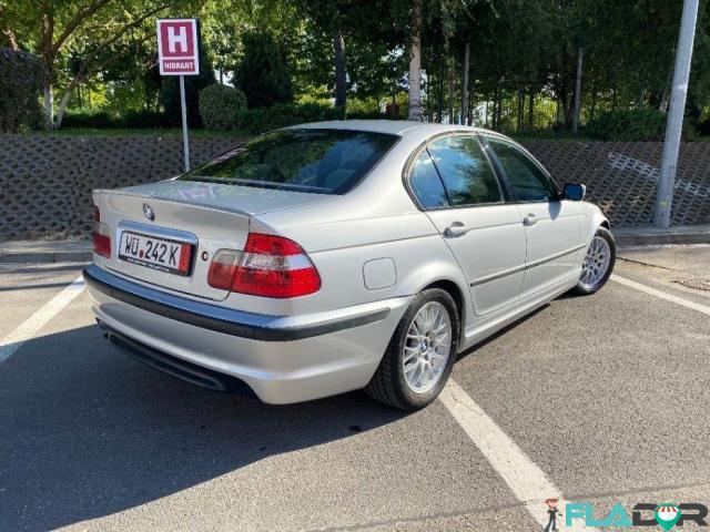 BMW e46 - 1/4