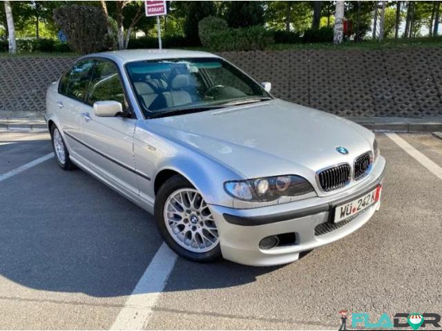 BMW e46 - 2/4