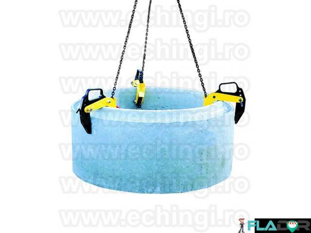 Clesti de ridicare , cleme de ridicare , echipamente de ridicare Total Race - 2/6