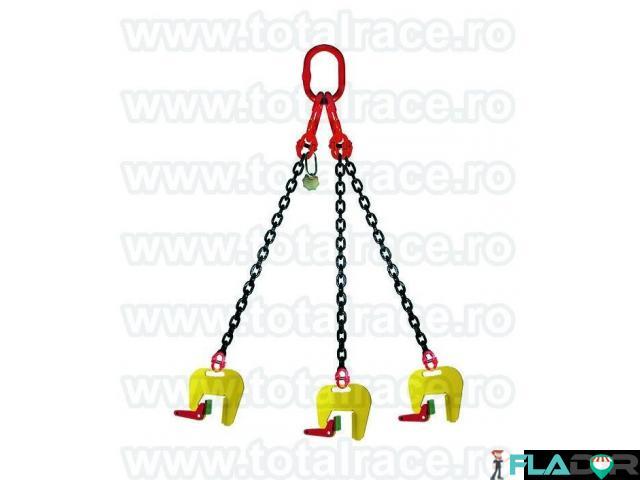 Clesti de ridicare , cleme de ridicare , echipamente de ridicare Total Race - 4/6