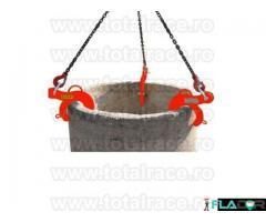 Cleste ridicare tuburi beton - Imagine 6/6