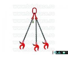Dispozitive de lant cu clesti pentru transport pe verticala a caminelor de beton - Imagine 5/6