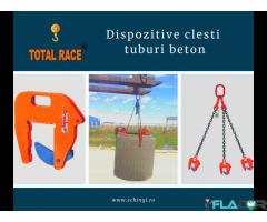 Dispozitive de lant cu clesti pentru transport pe verticala a caminelor de beton - Imagine 6/6