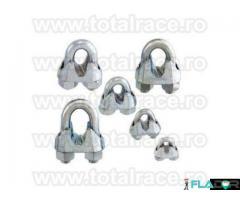 Bride zincate cablu tractiune Total Race - Imagine 4/4