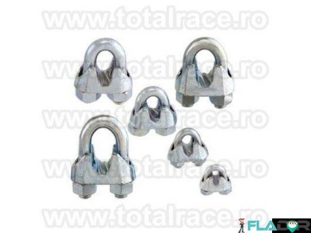 Brida cablu DIN 741 Total Race - 5/5