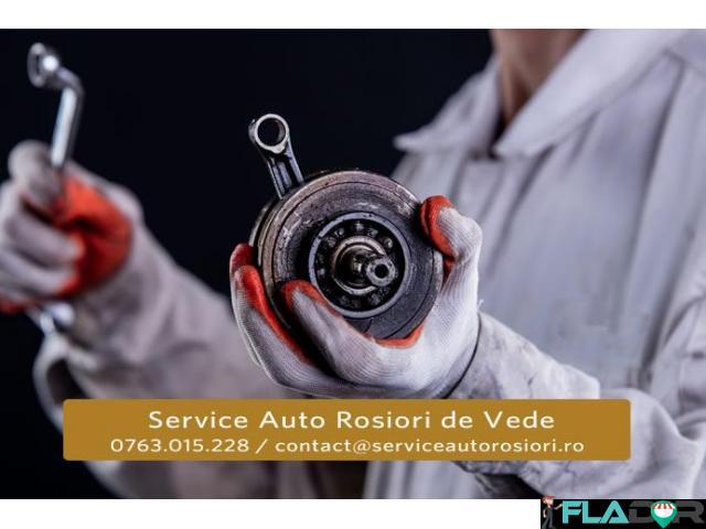 Service Auto Rosiori de Vede. Reparatii automobile - 1/1