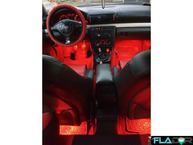 Vand Audi A4 - 5/6