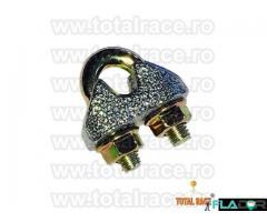 Bride zincate cablu tractiune Total Race - Imagine 1/6