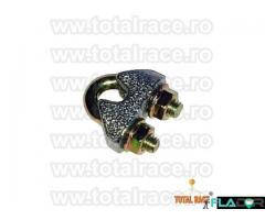 Bride zincate cablu tractiune Total Race - Imagine 5/6