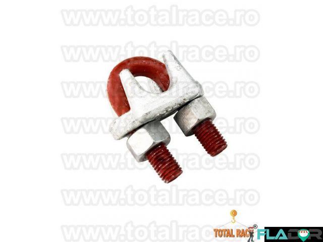 Bride cablu forjate Crosby Total Race - 2/4