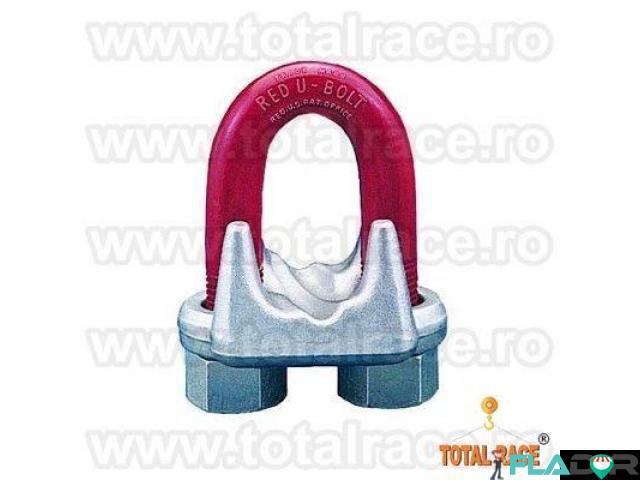 Bride cablu forjate Crosby Total Race - 4/4