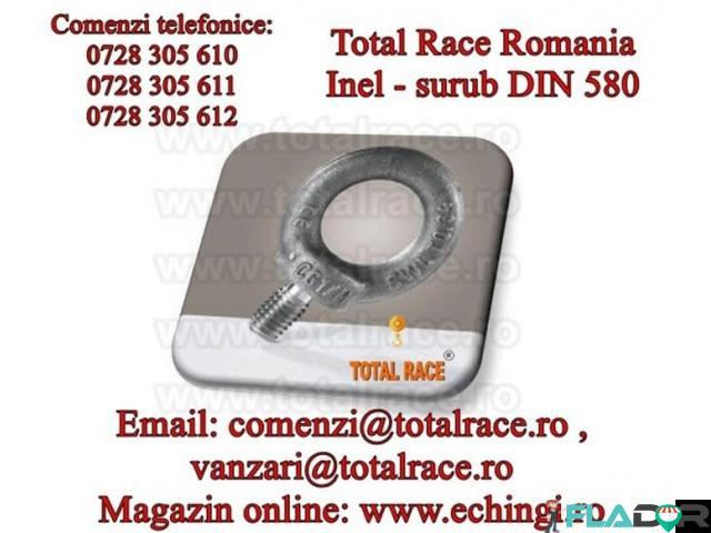 Inel - surub DIN 580 - 5/6